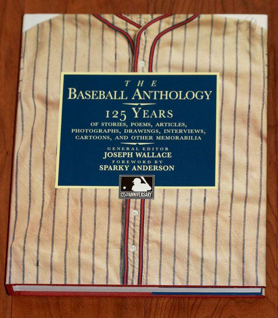 Baseball Book Vintage 125 Years of History by VintageTerrace