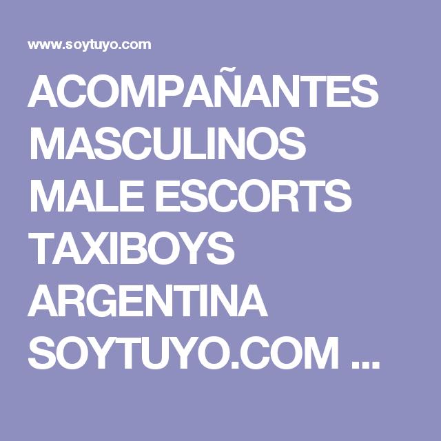 escorts masculinos en argentina acompañantes argentina