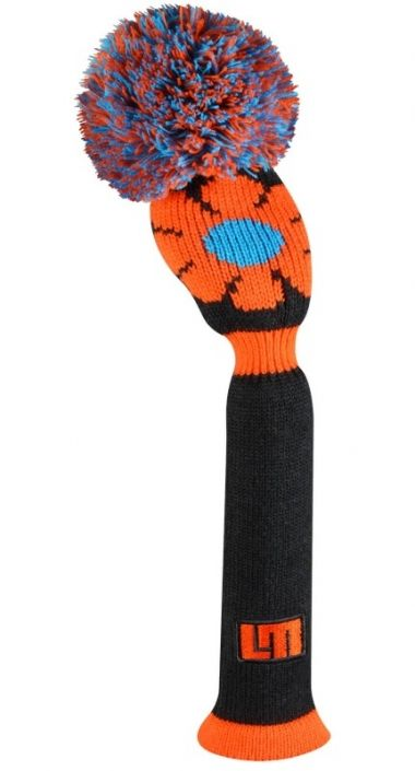 loudmouth hybrid golf headcover magic bus ladies golf. Black Bedroom Furniture Sets. Home Design Ideas