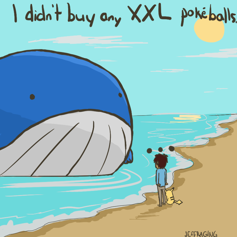 Oh Wailord