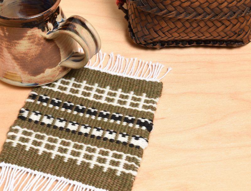 Krokbragd On The Rigid Heddle Loom Weaving Patterns Loom Weaving Heddle Loom