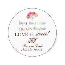 bridal shower favor sayings wedding favor sayings on bridal shower favor stickers bridal shower