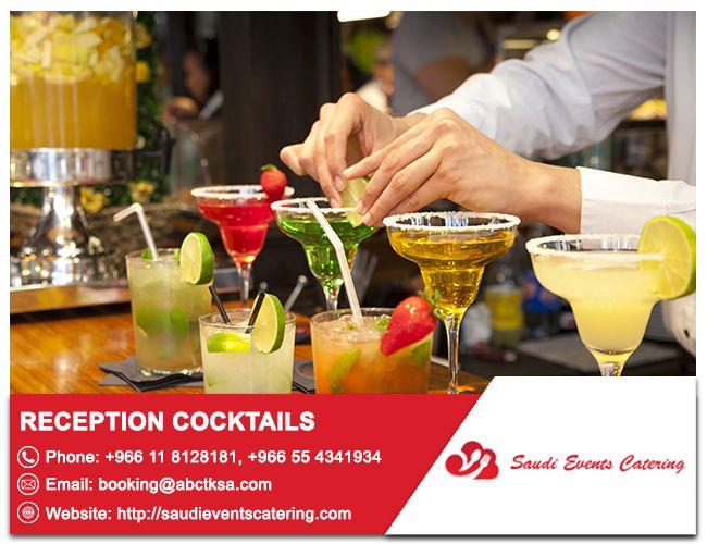 Reception Cocktails