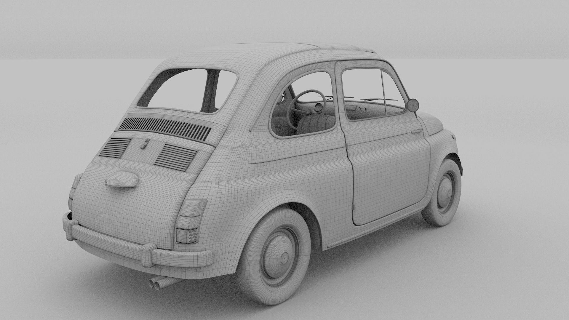 Fiat 500 Nuova 1957 Fiat Fiat 500 Fiat 500l