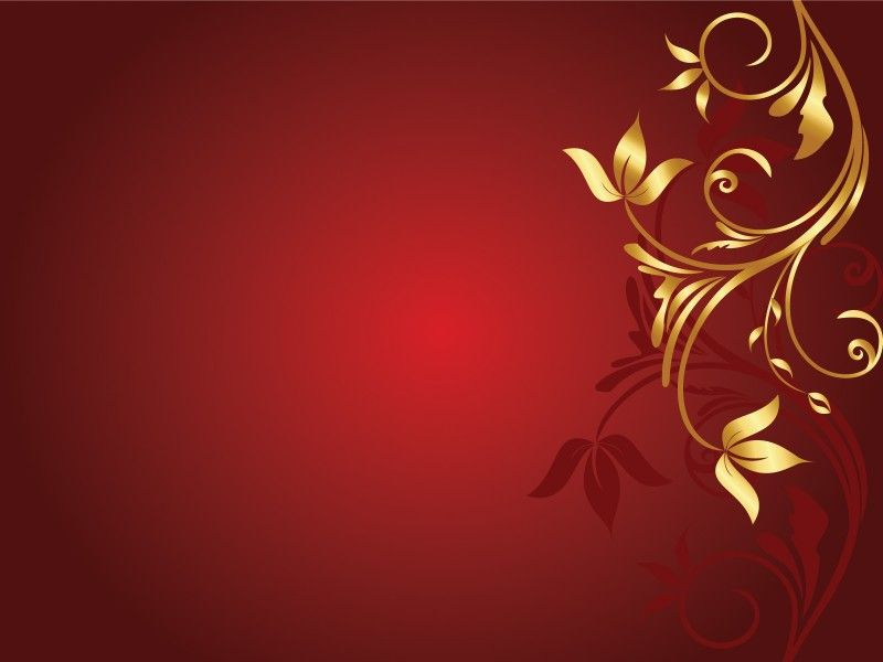Abstract Red Flourish Ppt Backgrounds Abstract Art Background Abstract Artwork