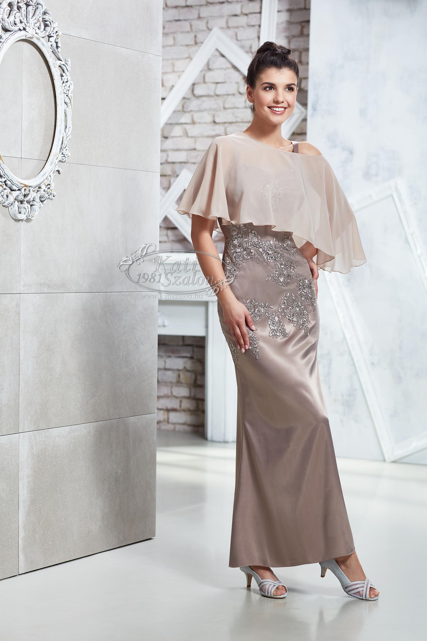 f7549c9027 Kati Szalon - különleges hosszú elegáns alkalmi ruha, esküvőre és más  alkalmakra - 2019