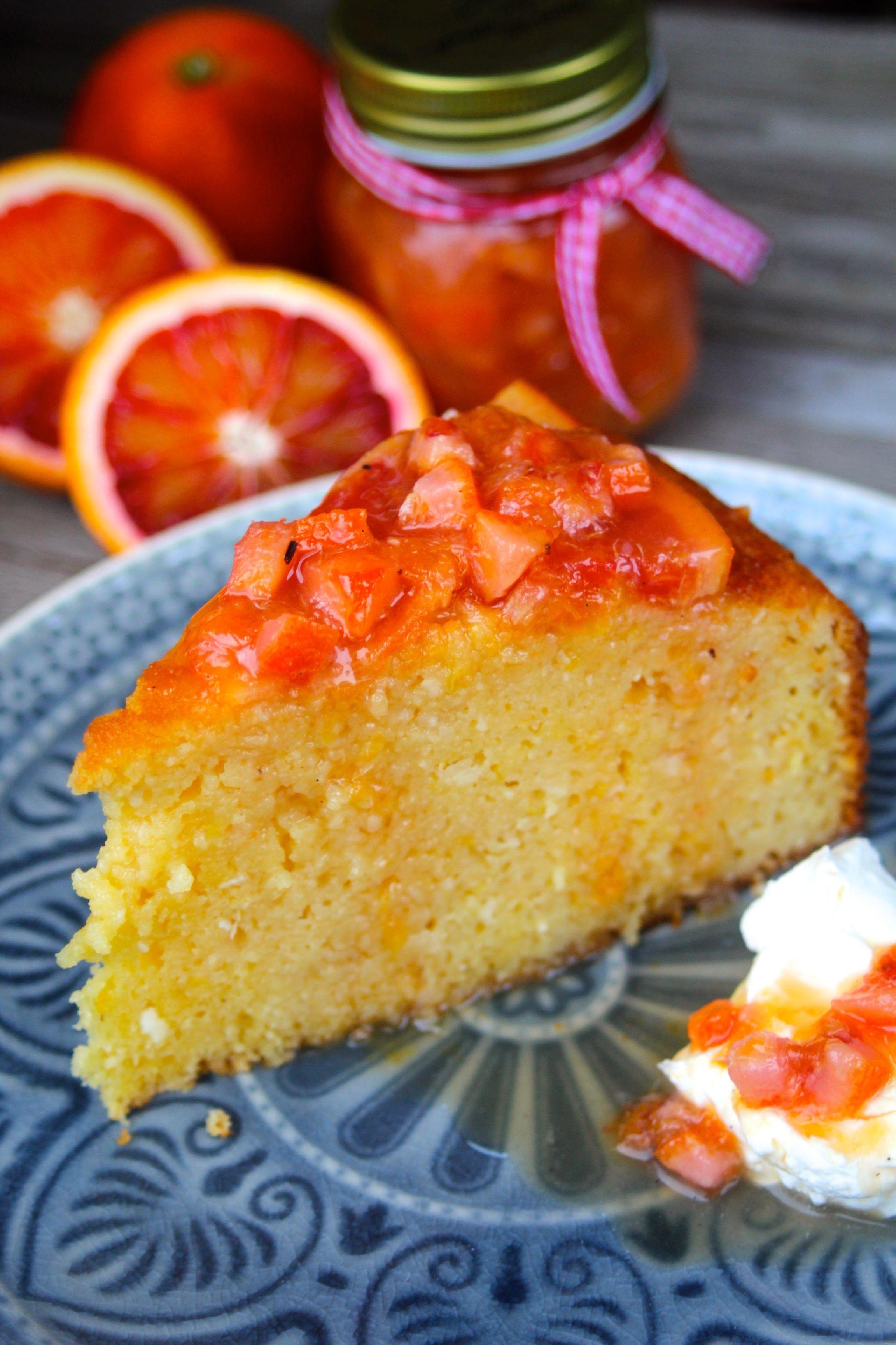 Orientalischer Orangenkuchen Orangen Torte Orangenkuchen Orangentorte