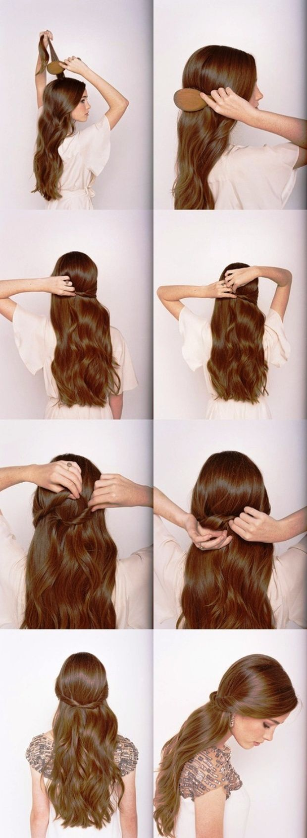 7 super easy homecoming hair ideas | diy hair, homecoming and prom