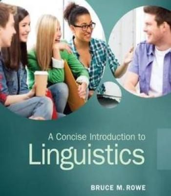 A concise introduction to linguistics 4 edition pdf languages a concise introduction to linguistics 4 edition pdf fandeluxe Images