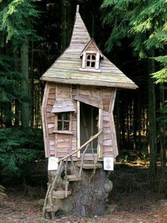 Tree Houses With Small Trees Google Search