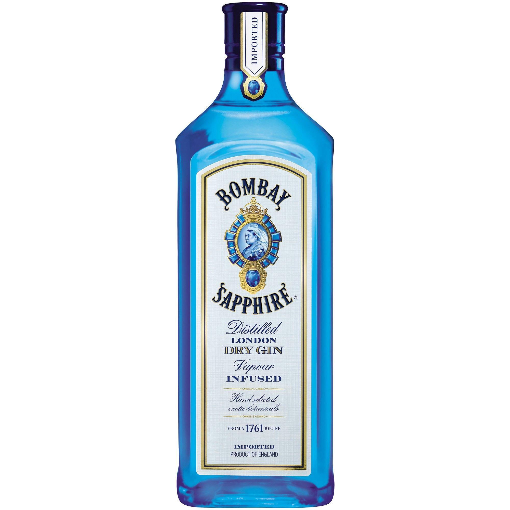 Bombay London Dry Gin 750ml Bottle Bombay Sapphire Gin Dry Gin Gin