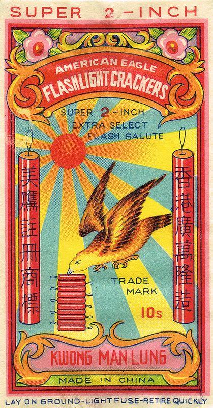 eagle crackers