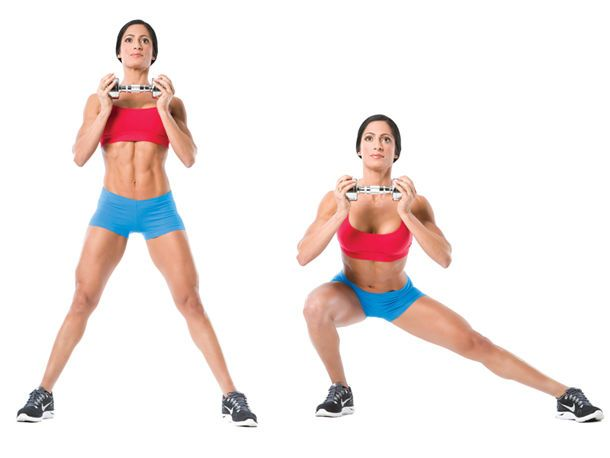 Image result for LATERAL LUNGE
