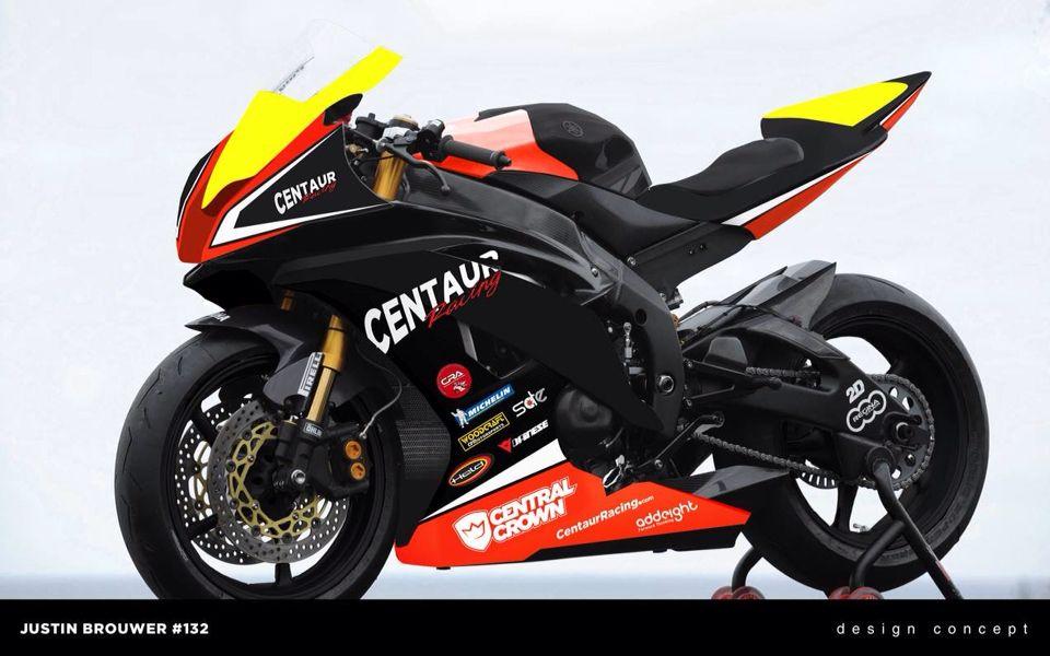 Yamaha R6 FOX FIRE :-))))