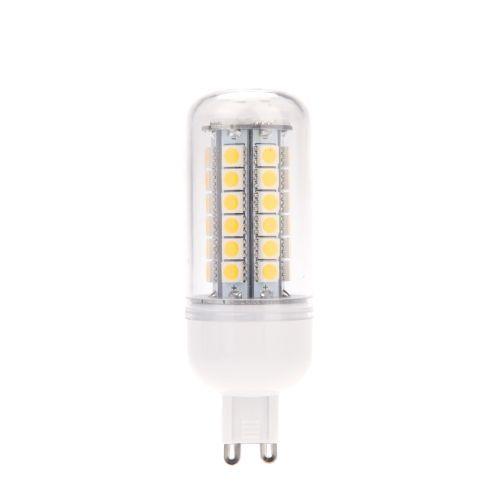 G9 10W 5050 SMD 48 LEDs Corn Light Lamp Bulb Energy Saving 360 Degree Warm White 220-240V