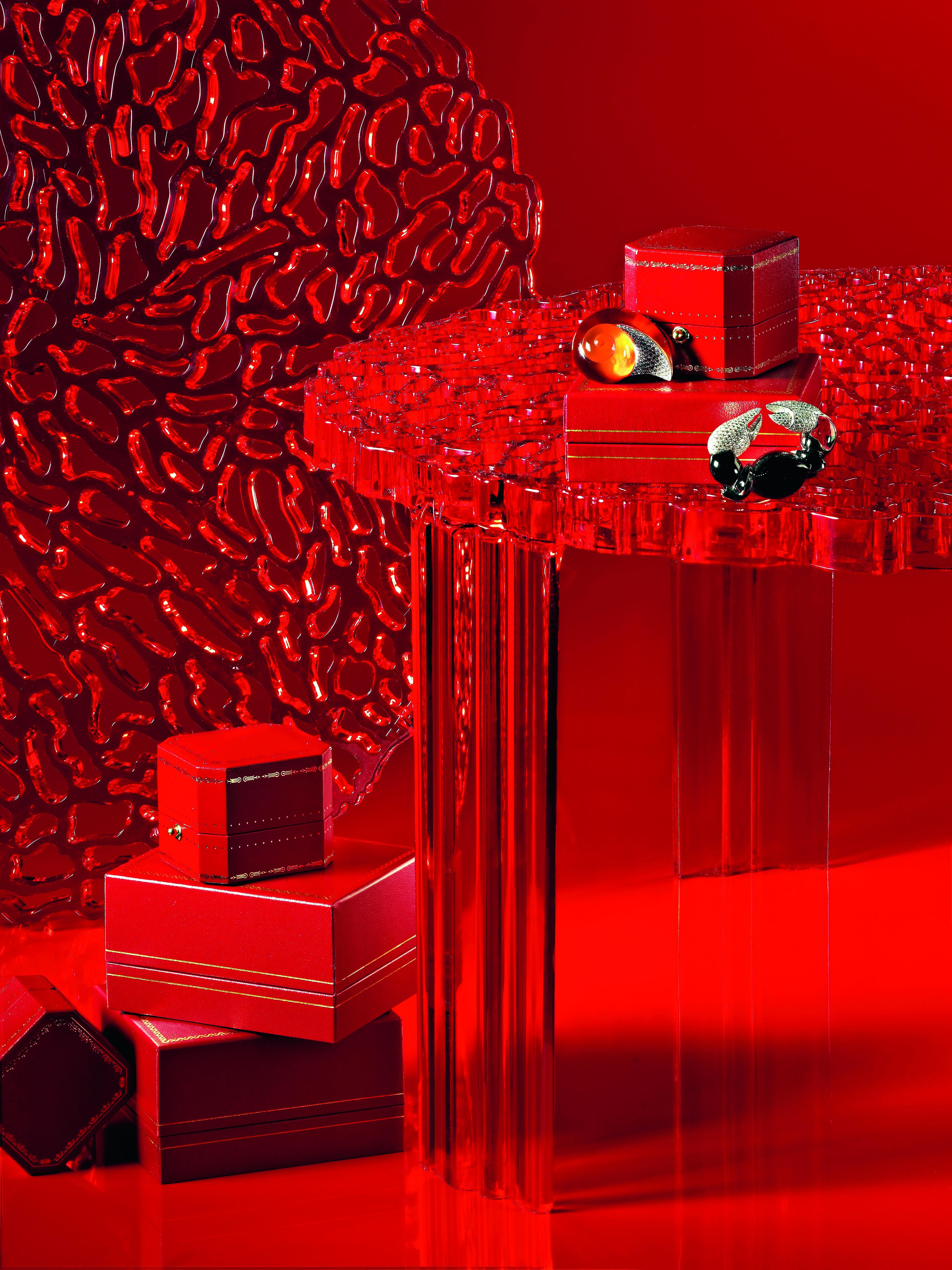 Monochrom: T-Table von Kartell | online kaufen im stilwerk shop ...