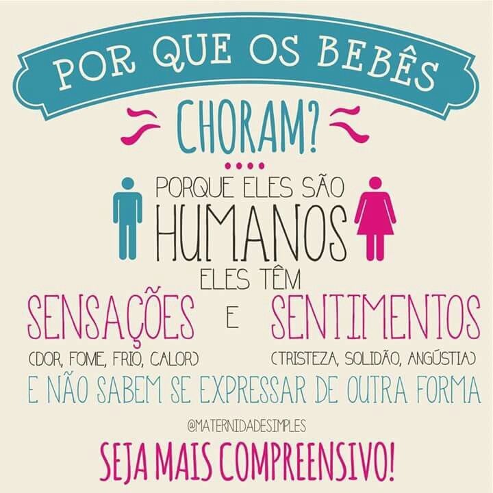 Via page Maternidade Simples, no Facebook.