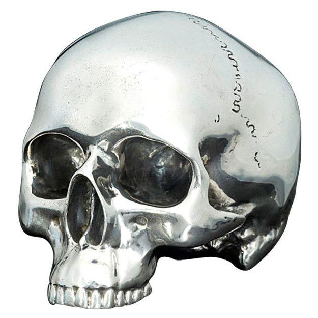 Silver Skull.