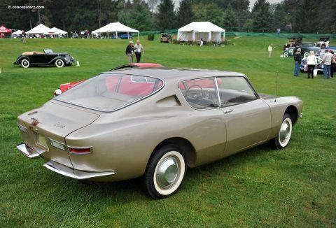 Avanti Sedan prototype | Studebaker Avanti | American classic cars