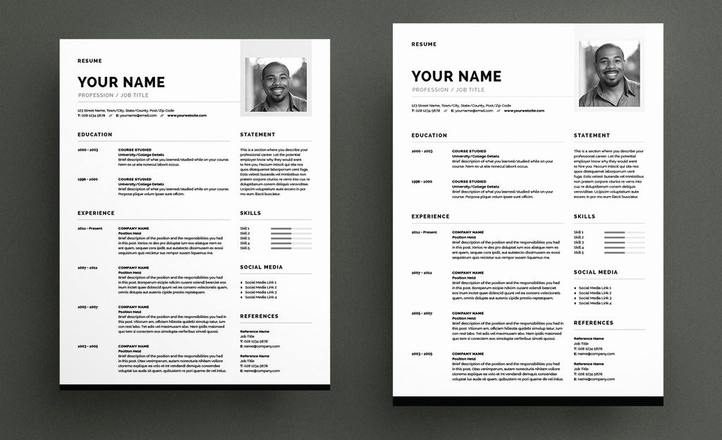 Adobe Resume Template Free Inspirational now Available