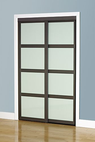 PORTE FUSION PLUS Code BMR  043-6001 Walkin Pinterest Doors - pose de porte de placard coulissante