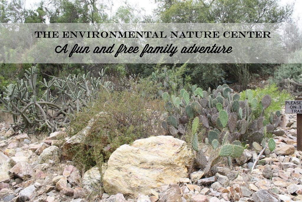 Things to do in California, fun and free family adventure, the environmental nature center copy