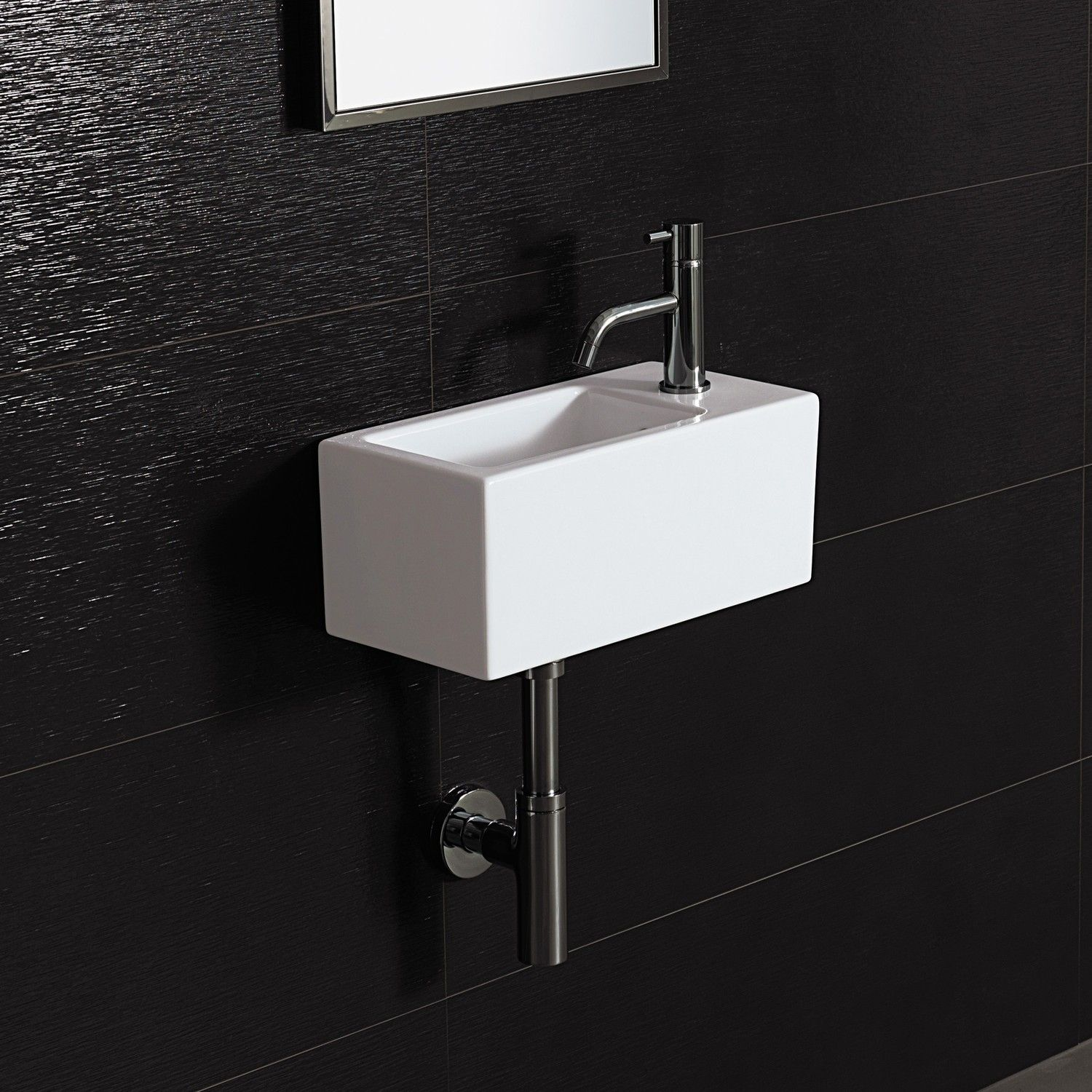 Small rectangular bathroom sink also exclusiv pinterest
