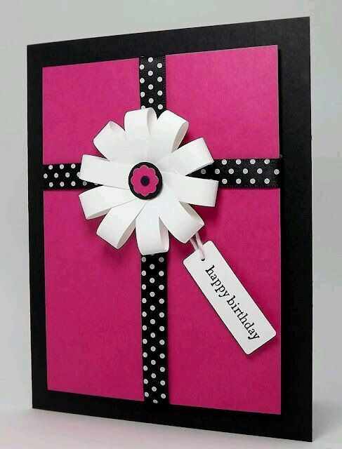 Beautiful birthday card mehndi pinterest beautiful birthday how to make a simple handmade birthday card there are several different ways you can make a birthday card but that doesnt mean you need to spend a lot of bookmarktalkfo Image collections