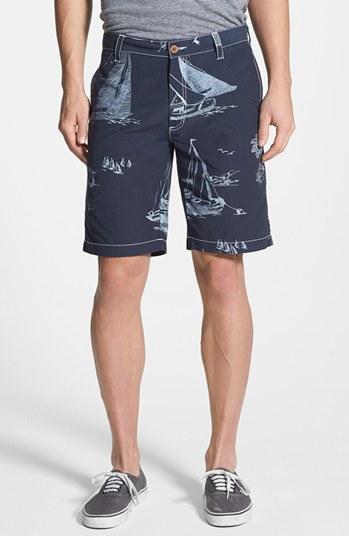 #Tailor Vintage           #Swimwear                 #Tailor #Vintage #Sailboat #Print #Hybrid #Shorts #Navy                       Tailor Vintage Sailboat Print Hybrid Shorts Navy 34                           http://www.snaproduct.com/product.aspx?PID=5378327