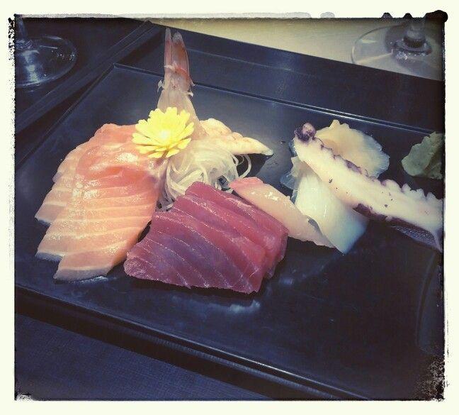 Sashimi / Iida ya / Dole