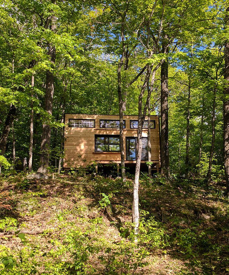 Auburn by cabinscape tiny house vacation tiny house