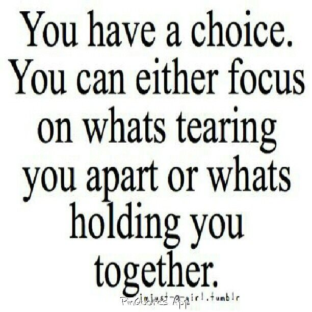 Quotes Relationships Problems Together Holding Apart Choice