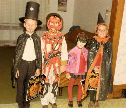 Throwback Thursday , Vintage Halloween on Pinterest