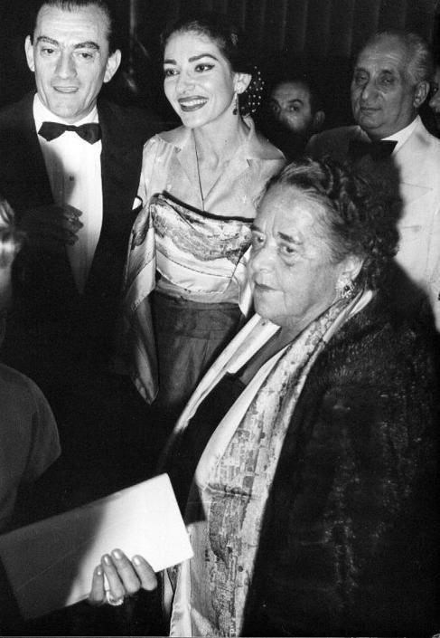 Visconti,Callas,E.Maxwell