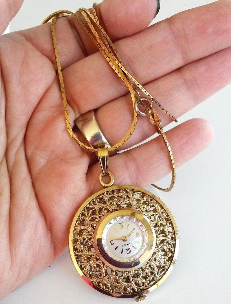 Fine Necklaces & Pendants Frank Vintage 14k Gold Natural Genuine Diamond Pendant Bypass Necklace With Appraisal Engagement & Wedding