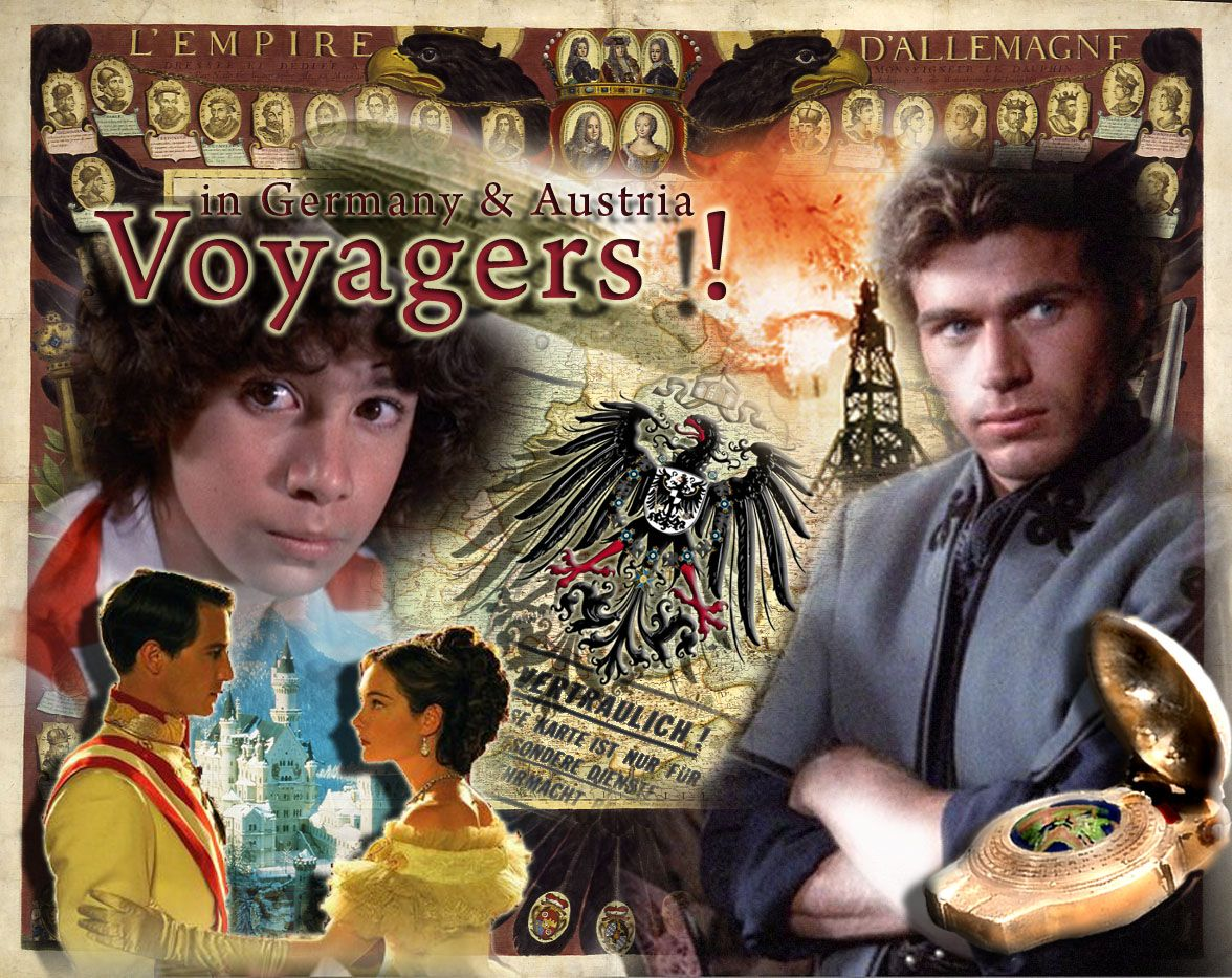 Voyagers Time Travel Serial Unfortunately The Lead Actor Died While Shooting Voyage Guide Book Detective Movies