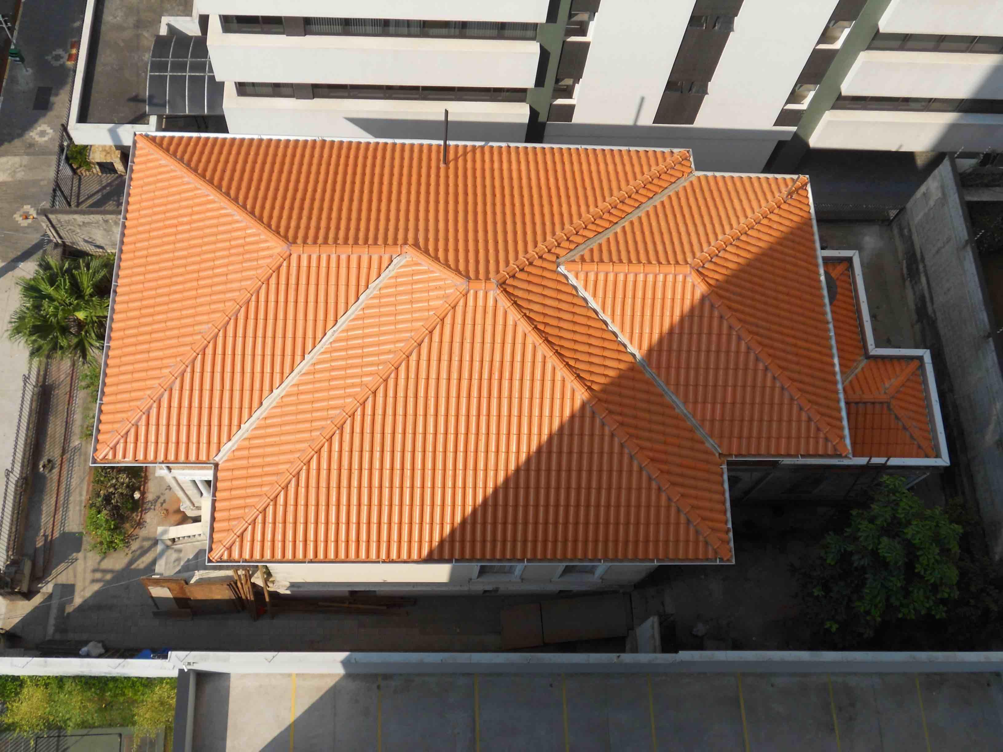 Quatro 225 Guas Arquitetura Telhado Arquitetura