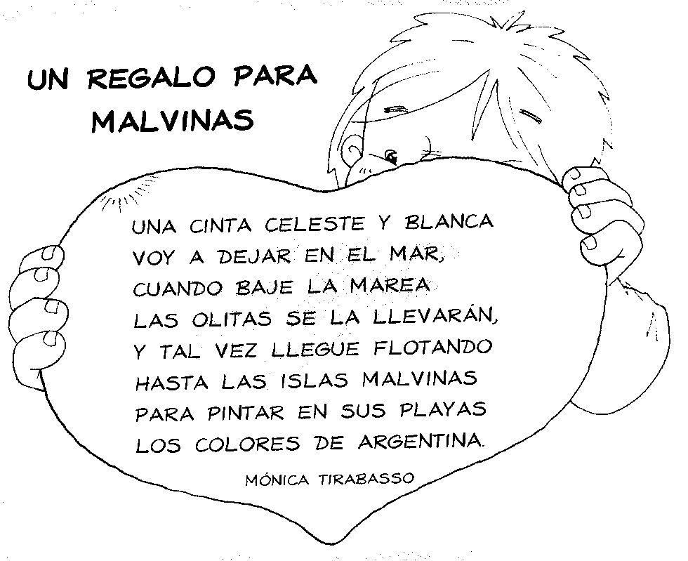 Mis Pasitos Por Primero Las Malvinas Argentinas Dia De Los Veteranos Carpeta Del Profesor Imagenes De Cuentos Infantiles