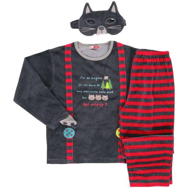 Pyjama Loup Garou
