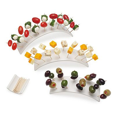 Hors D'oeuvres Set - How pretty