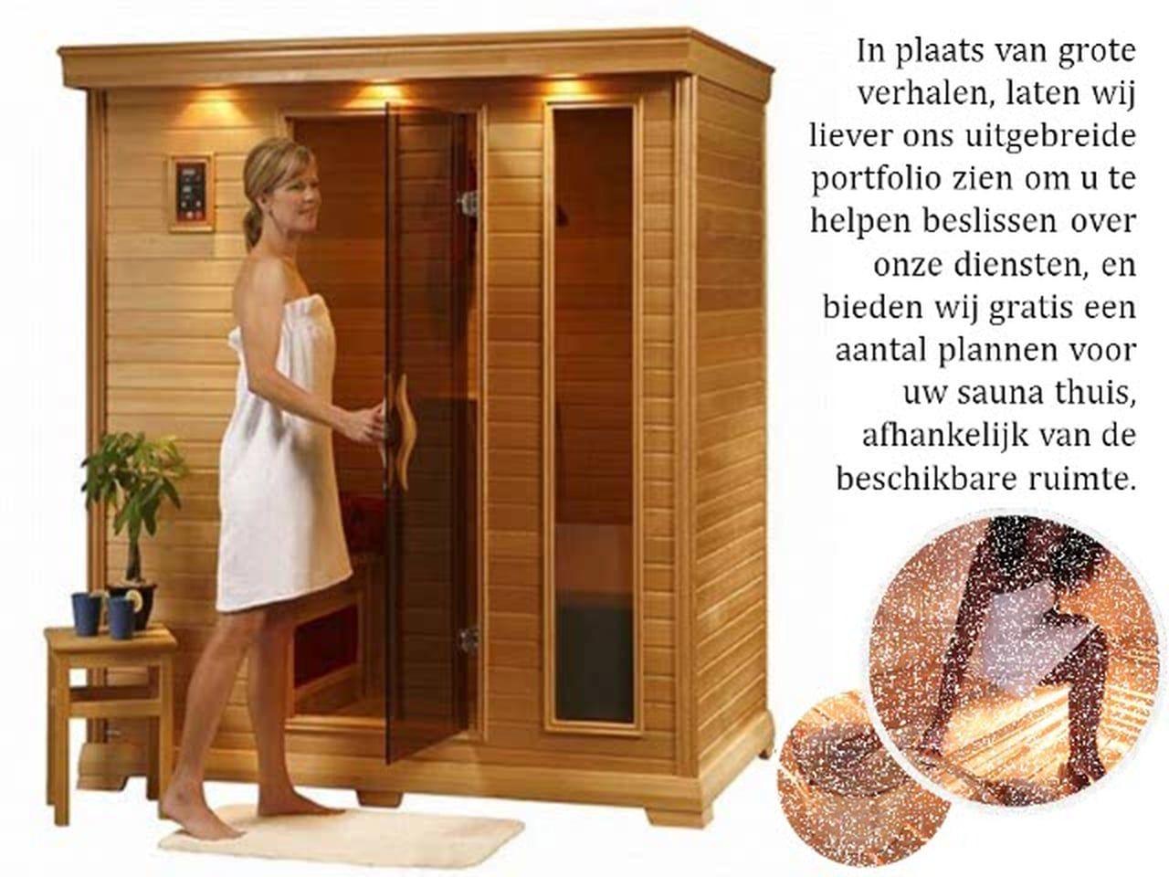 uw gids voor het kopen van een sauna voor uw huis of in and 90