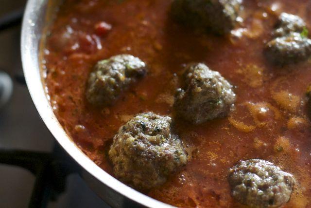 Italian Meatballs and Spaghetti sauce recipes