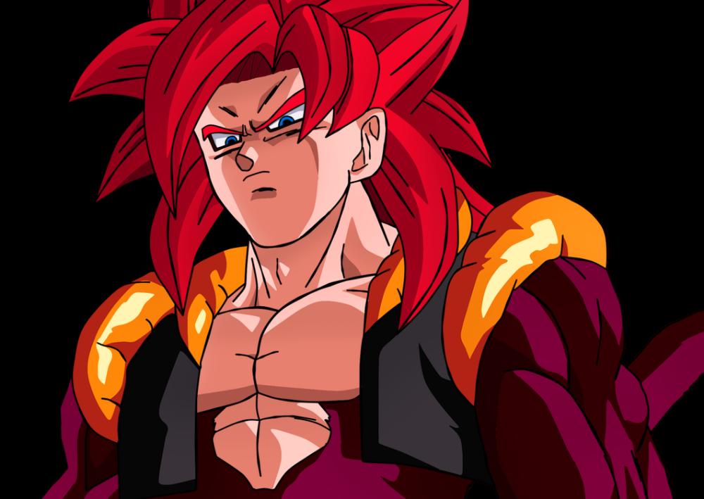 Gogeta Ssj4 By Daimaoha5a4 On Deviantart Dragon Ball Art Anime Dragon Ball Anime