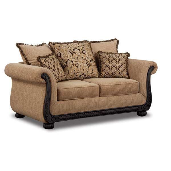 American Furniture Warehouse Online Shopping: Taupe Love With Black Wood Tri By Washington Furniture Is
