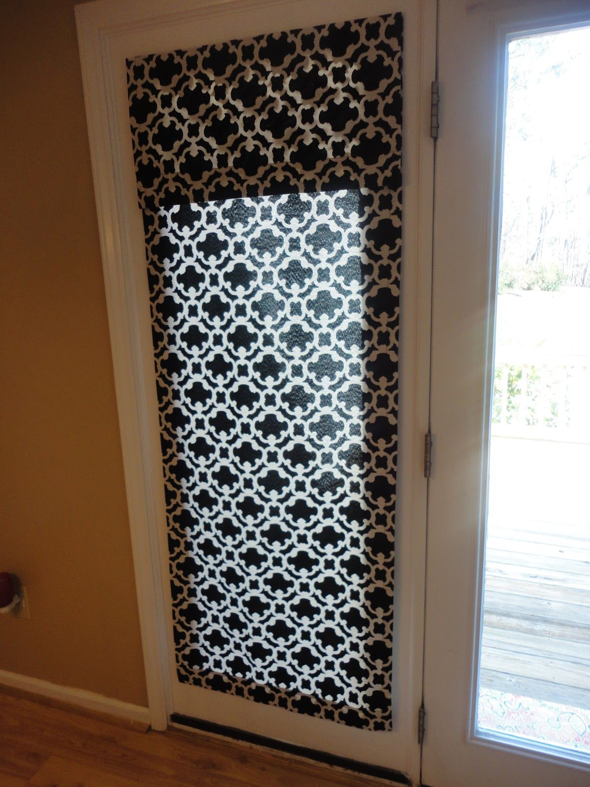 Kitchen (Door) Curtains