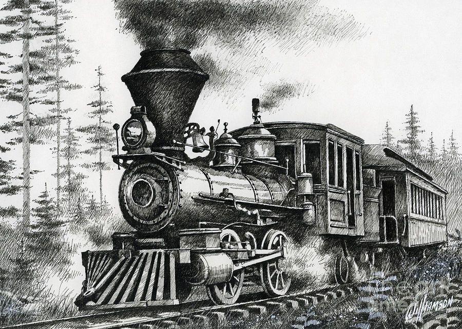 поезд рисунки ручкой кухонный комбайн установите