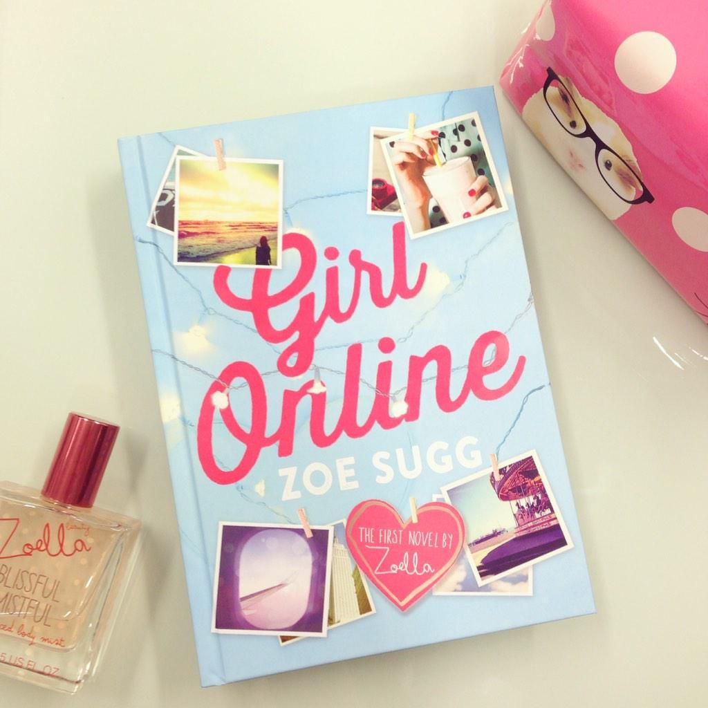 We're so proud of #Zoella releasing her first novel #GirlOnline! http://www.feelunique.com/brands/zoella-beauty
