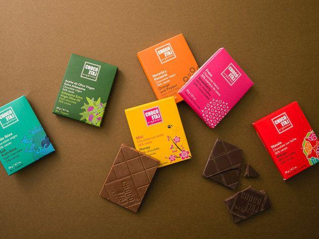 【ELLE a table】「チョコレート オルガニコ」の「タブレットチョコレート」 エル・オンライン