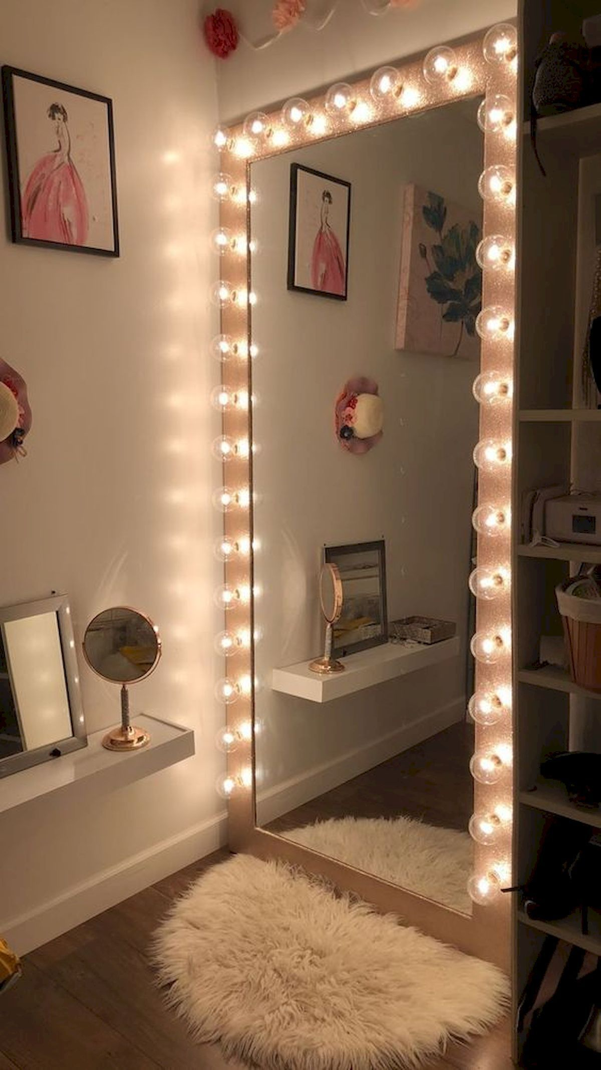 60 Lovely Makeup Rooms Decor Ideas And Remodel - Jeder von uns hat unterschiedliche Bedürfnisse und