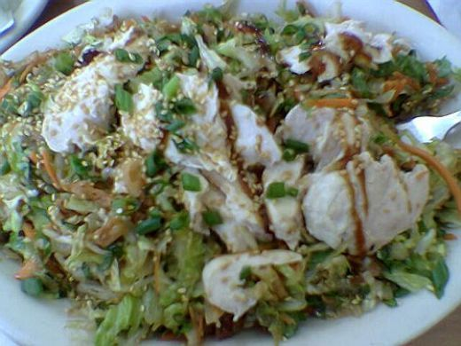 California Pizza Kitchen Copycat Recipes: Chinese Chicken Salad ...